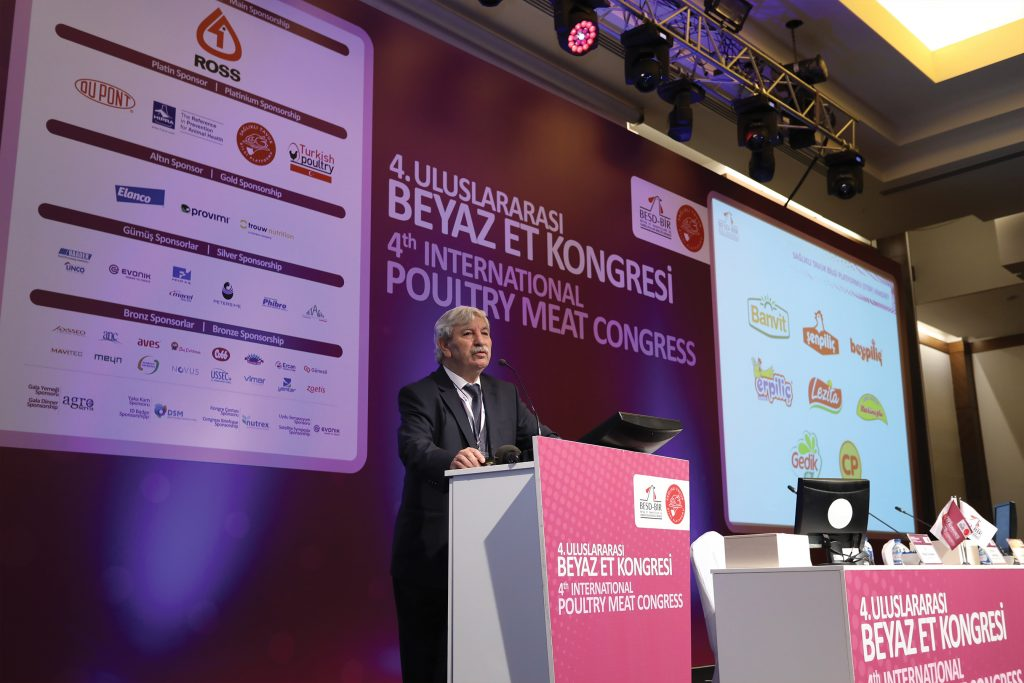 Beyaz etin geleceği, Uluslararası Beyaz Et Kongresi'nde konuşulacak