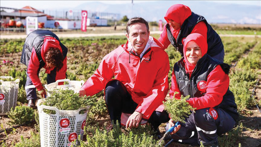 Vodafone Akıllı Köy ile gelirde artış!