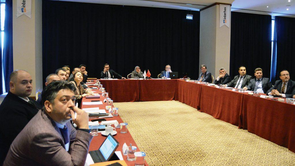 İnterhas A.Ş. 2018 Yıl Sonu Değerlendirme Toplantısı yapıldı