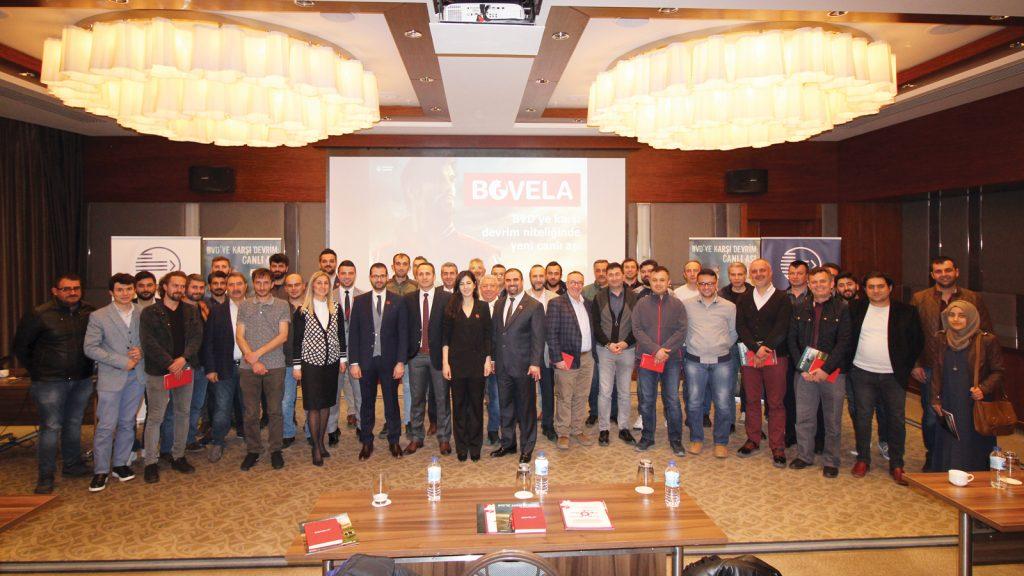 Boehringer Ingelheim'in Bovela ile yeni durağı Bursa!