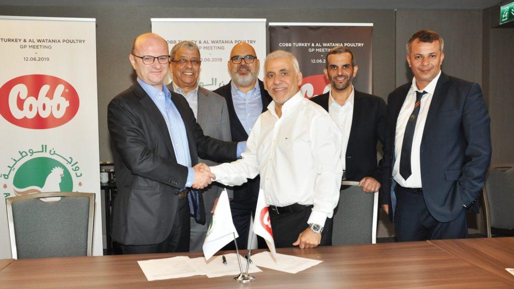 Cobb Europe ve Al-Watania ortaklığında Türkiye'ye dev yatırım