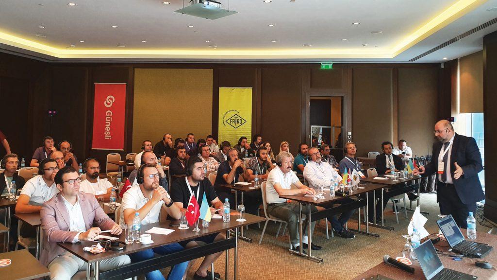 Fatro & Güneşli, Erasmus 2019 ile Kharkov'daydı!