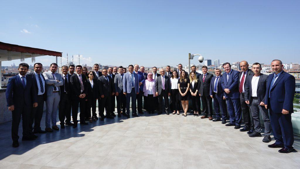İnterhas A.Ş., 2019 İlk Yarıyıl Değerlendirme Toplantısını düzenledi