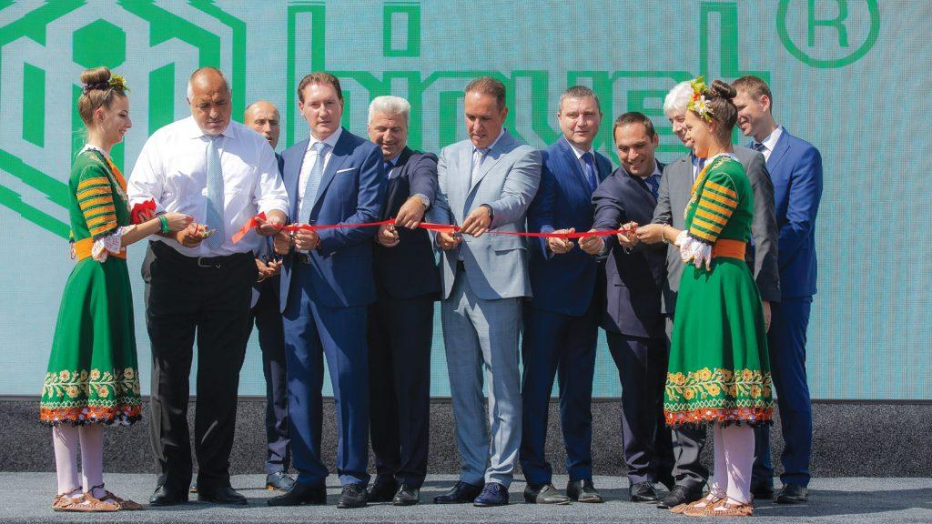 Huvepharma'nın, Peshtera'daki yeni üretim tesisi faaliyete açıldı