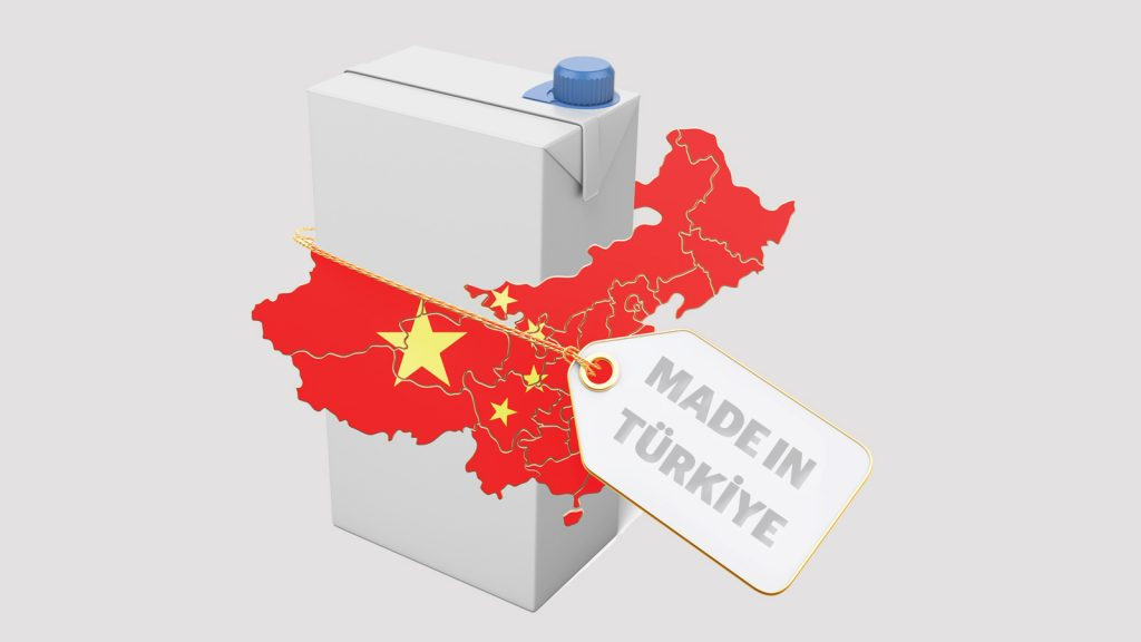 Çin'e süt ihracatı için anlaşma sağlandı