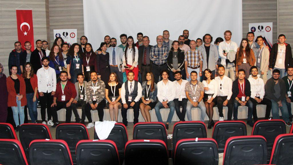 İdealist öğrenci topluluğu Kırıkkale IVSA, sektörü bir araya getirdi