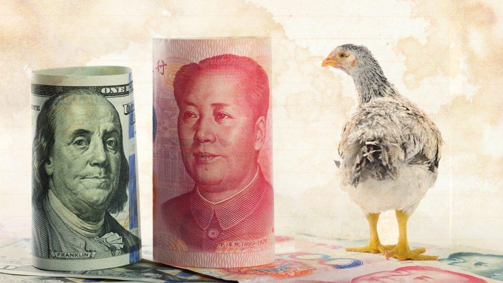 Çin, Amerika Birleşik Devletleri kümes hayvanı ithalatı yasağını kaldırdı