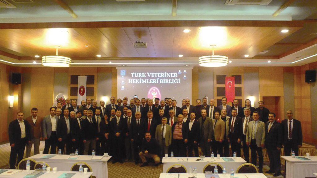 Türk Veteriner Hekimleri Birliği, oda başkanları ile yol haritası belirledi