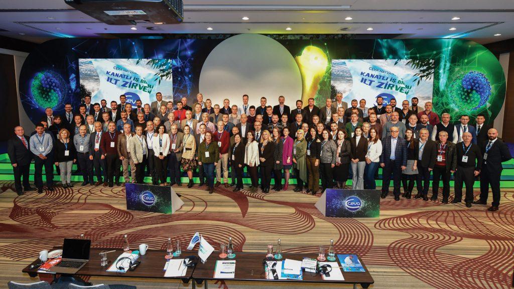 Ceva Hayvan Sağlığı, ILT Zirvesi ile sektör tecrübelerini paylaştı