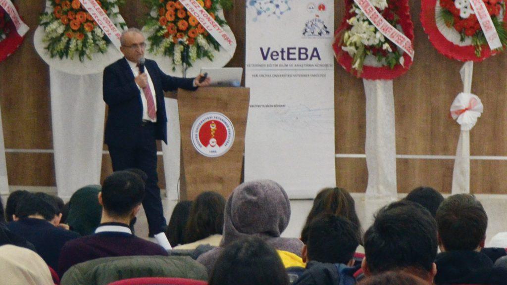 İnterhas, VetEBA 2020 Kongresinde genç veteriner hekimler ile buluştu