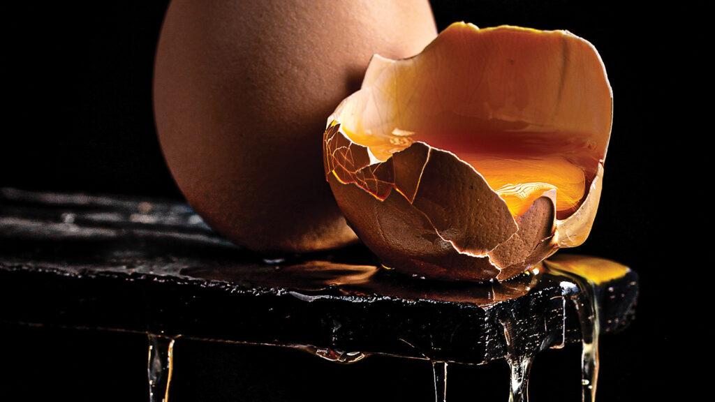 Karotenoidlerin yumurta sarısı rengine etkisi