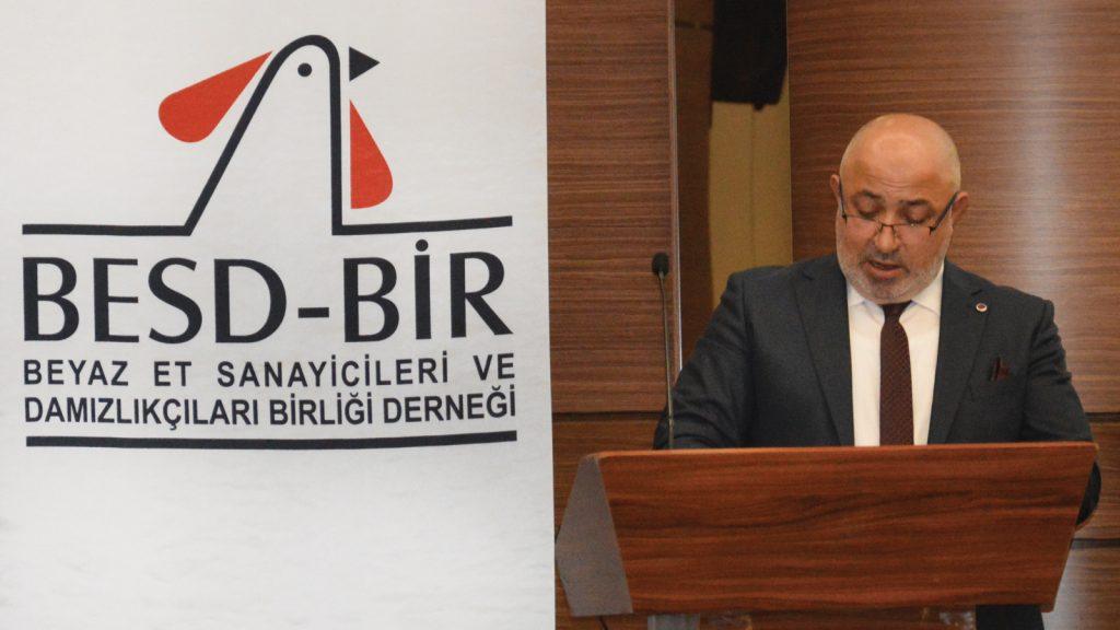 BESD-BİR Yönetim Kurulu'na Naci Kaplan başkan seçildi