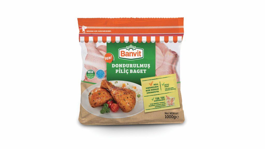 Banvit'in hedefi, IQF şoklama teknolojisi ile gıda israfının önüne geçmek!
