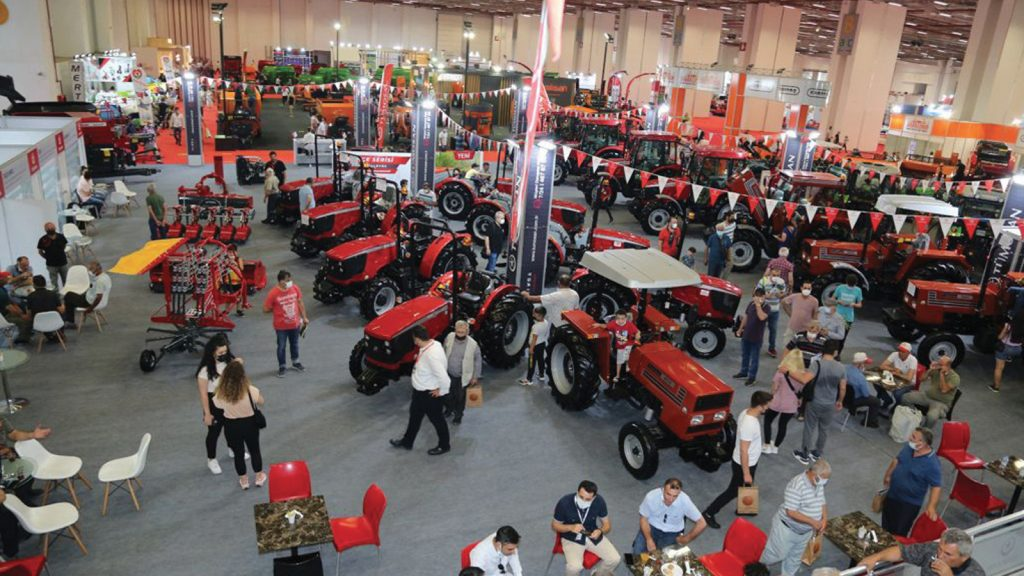 Agroexpo dünya tarım sektörüne moral oldu
