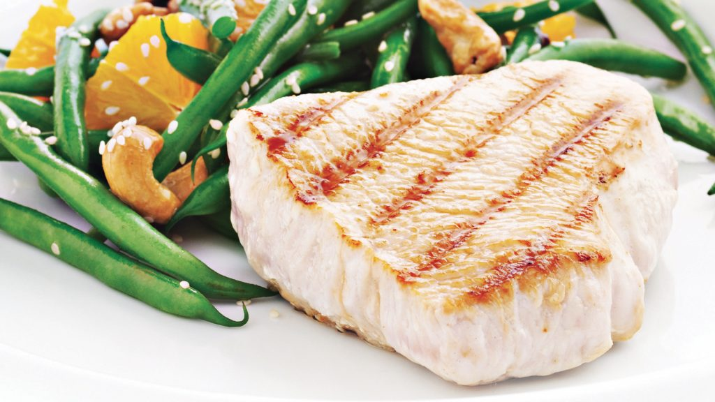 Tavuk ve hindi eti biyolojik değeri yüksek gıdaların başında yer alıyor
