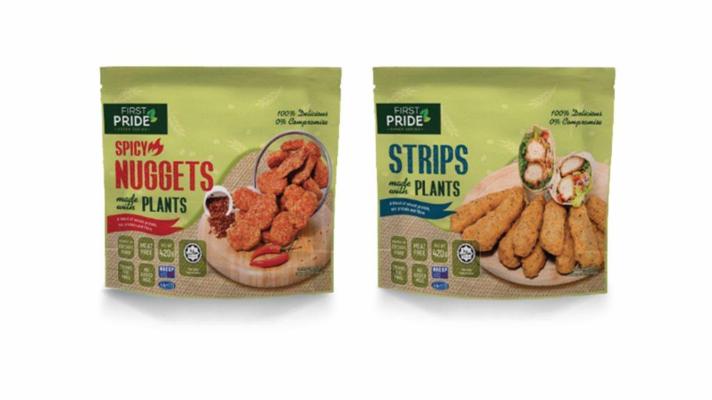 Tyson, Asya-Pasifik'te bitki bazlı gıda piyasaya sürüyor