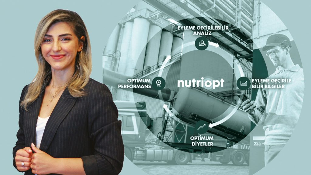 Yem endüstrisi MyNutriOpt ile dijitalleşiyor