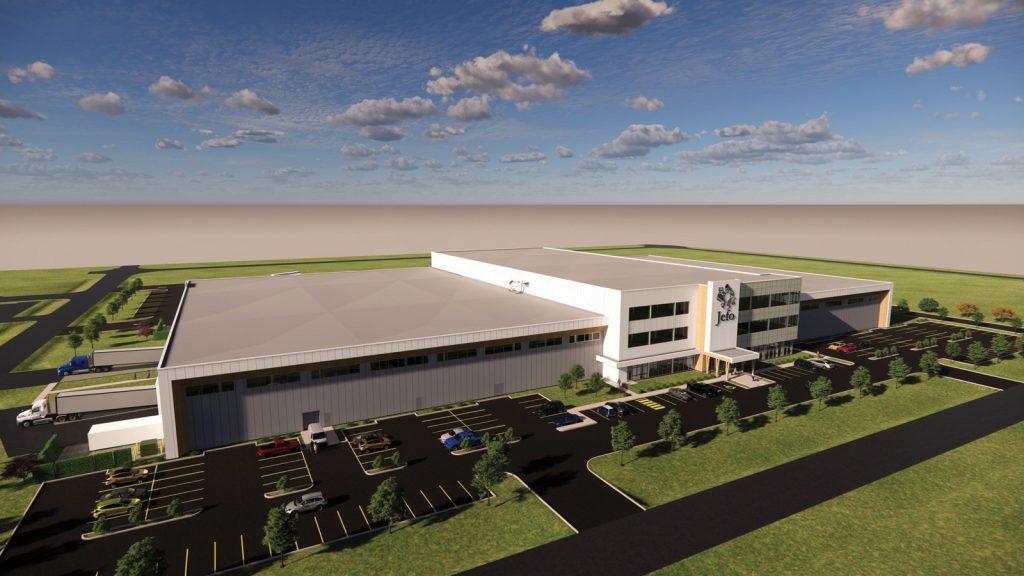 Jefo Nutrition, yeni üretim tesisi ile mevcut üretimini artırıyor